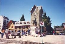 San Carlos de Bariloche, nota come la Svizzera Argentina.