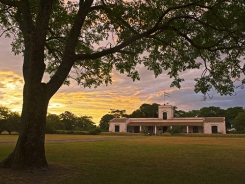 Museo Gauchesco e Parco Criollo in San Antonio de Areco, nel cuore della campagna argentina.