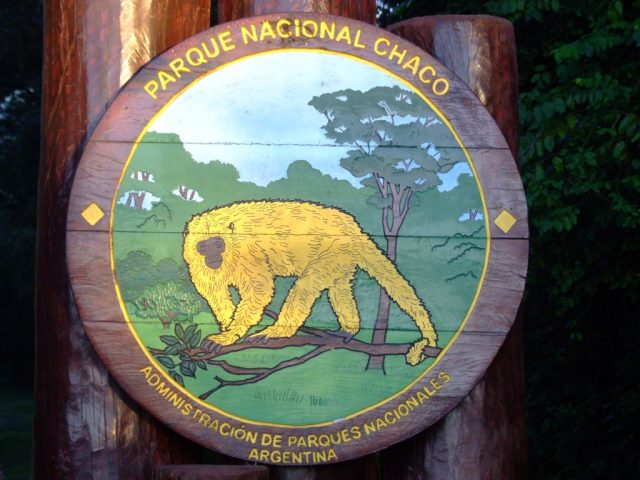 Parco Nazionale Chaco