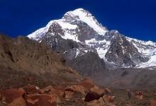 L'Aconcagua è la più alta montagna della Terra al di fuori dell'Asia.