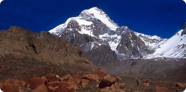 aconcagua andes