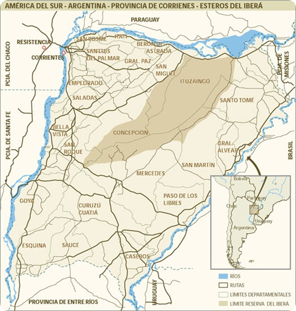 esteros_mapa