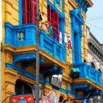 La Boca, il quartiere genovese di Buenos Aires.
