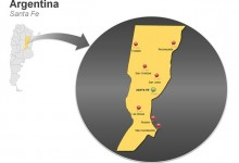 La Provincia di Santa Fe è una fra le più evolute e importanti aree dell'Argentina.