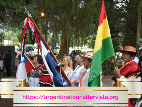 Ogni anno a Villa Lago Puelo si tiene il Festival delle Collettività per celebrare l'arrivo dei primi coloni.